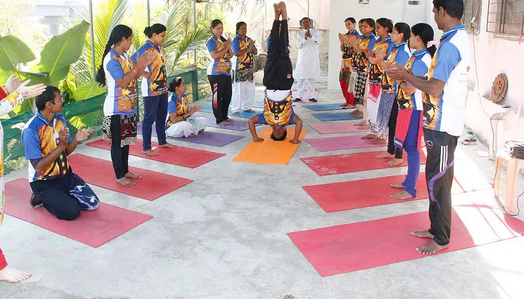 Free Yoga Teacher Training Certificate